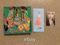 Red Velvet Reve Festival Finale Album Scrapbook Ver. Wendy PC & Ticket & FP