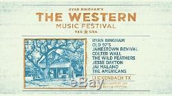 The Western Music Festival Featuring Ryan Bingham, Old 97's. Fredericksburg