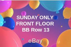 Tickets Essence Music Festival 2019 25th Anniversary SUNDAY ONLY
