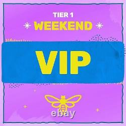 VIP 4 day Firefly Music Festival passes $400 (withBillie Eilish!)